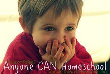 homeschool / by Lottie Landers- Haiderer