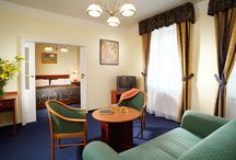 OREA Hotel Anglický dvůr**** / OREA Hotel Anglický dvůr****, Mariánské Lázně (Marienbad), Czech Republic  www.orea.cz / by OREA HOTELS