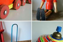 Toys / by Lucy Moloney