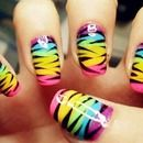 Fun with Nails .... Hehehe / Nail Ideas & Tutorials :) Have some fun with your nails <3 / by Flipper I Am
