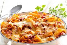 Recipes - Pasta / by Amanda Griffin