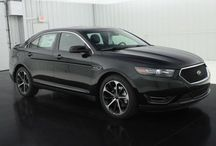 Ford Taurus / 2013 Ford Taurus SHO wheels  / by Long McArthur