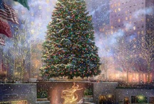 Can I just live in a Thomas Kinkade painting / His paintings are gorgeous!! / by Rachel Stephenson