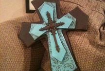 Crosses / by Brenda Burgsteiner