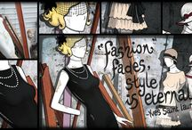 Style Notes / by Sarah Miller