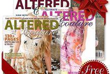 Altered couture / by Sharon Schwegmann