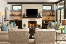 Family Rooms / by Lori Brock Designs