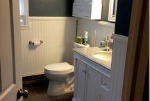 Bathroom Remodel / by Courtney Horan