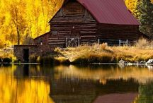 BARNS / by Jeannie Sloan