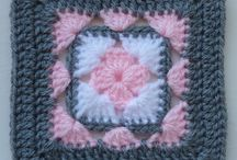 Hooked Granny Squares / by Rosie Sobiesiak