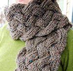 Knitting... / by Misha Gibson