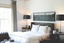 Master bedroom / by Sophie Grenon