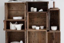Cocina  Comedor / kitchen Dining room / by Valeria Santin