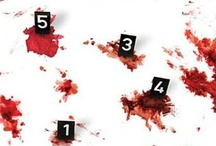 crime scene / by Kieran O'Shea