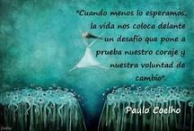 Pensamientos, frases y Reflexiones..... / by Patricia Gomez C