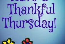 Thankful Thursday / by 4virtu