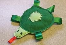 Turtles / by Karen Hockom
