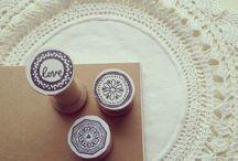stamptout stamps / by Liz Smith