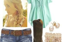Shes country  / by Rylee Rios