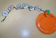 classroom - pumpkin activities / by Sonya Vittiglio