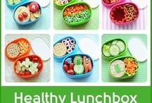 Kiddos Lunches / by Lynsi Freitag