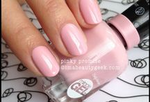 Pink Up Miracle Gel Today! / by Sally Hansen