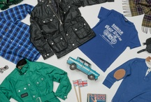 Barbour Moodboards / by Barbour