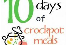 Crockpot Ideas / by April Ehmke