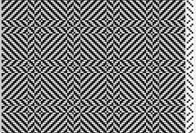 4Shaft Weaving Drafts / by Braizyn
