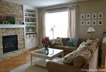 Family Room / by Michelle Luther