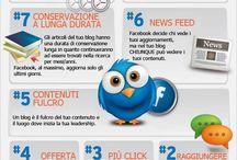 Infographic - DataViz / web marketing | social media marketing | mobile marketing |  > www.mattialissi.com <  / by Mattia Lissi