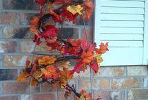 fall decor / by Mandy Leins