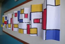 Art & Mondrian & Things / by Rasp Berry