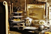 Mesas; vajilla; decoración! / Sentarte en una mesa linda! / by Pamelita