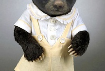 Teddy bears / by Annika Karlsson