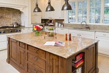 kitchens / by Kathi Jo Wolf