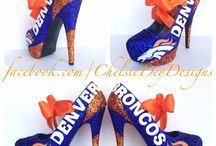 Broncos / by Karissa Woodard