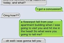 funny stuff / by Madison Matthews