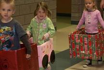 Christmas for Kiddos / by Debbie Dunham