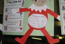 Elf on the Shelf Classroom / by Andrea Mitchell
