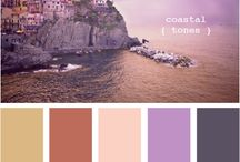 Color Inspiration / by Tina Conrad