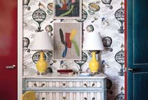 kids rooms / by Heather Peterson