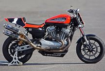 Cafe Racer / by Michael Brits