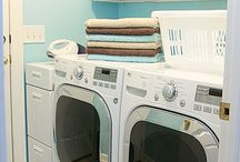 Laundry Room / by Ally Sherk