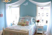 Bedrooms - Raelyns / by Stephanie Hunt