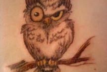 Tattoos / by Ava Schwartz