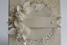 memory box spellbinders & various cards / by pink uois
