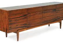 SIDEBOARDS /  Vintage sideboards. #kofod larsen #sideboards / by VAMPT VINTAGE DESIGN