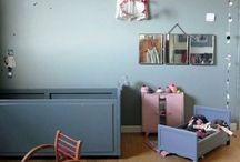 kid rooms / by Katie LaRiviere