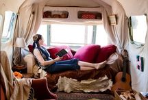 Rv's and gypsy living  / by Francena Austin
